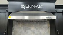 Jenn Air JXU9136WP 36  Stainless Steel Pro Style Under Cabinet Hood