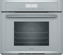 Thermador 30  Wall Oven with Steam  Convection  SoftClose  Door MEDS301WS IMAGE
