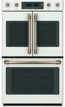 NIB GE Cafe CTD90FP4NW2 30 Inch Professional French Door Smart Double Wall Oven