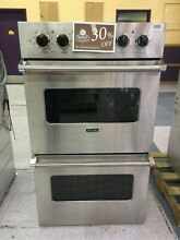 OC0091 VEDO1302SS 30  Viking Double Electric Wall Oven