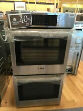 OC0126 HBN8651UC 27  Bosch Double Electric European Upper Convection Oven
