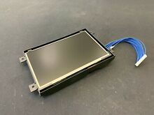 Jenn Air Built in Microwave Oven Display Control Board W10289538 W10303855 Rev A