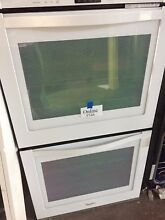 Whirlpool WOD51EC7AW 27  White Electric Double Wall Oven  8422