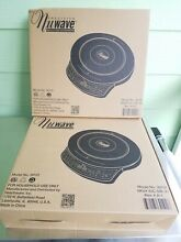 Lot of 2 NEW NuWave Precision Induction Cooktop Model   30101 NIB