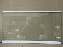 Whirlpool Refrigerator Freezer Section Glass Shelf Part   W10809783