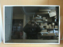 Whirlpool Double Oven Outer Door Glass in Frame Part   258986 258980