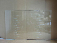 Kenmore Frigidaire Refrigerator Crisper Cover Glass Part   240350655