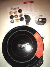 Nuwave 2 Portable Induction Precision Cooktop Model   30141 New In Box Many Uses