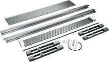 Electrolux ECP8472SS 84  Tall Stainless Steel Double Louvered Trim Kit