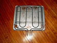 GE range oven broil element WB44T10084