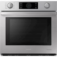 Samsung Chef Collection NV51M9770SS 30 Inch Smart Electric Single Wall Oven