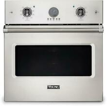 Viking 5 Series VSOE530SS 30 Inch Single Wall Oven with 4 7 cu  ft Capacity