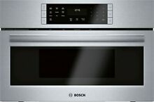 Bosch HMC80152UC 800 Series 30  Stainless Steel Speed Microwave Oven