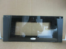 Whirlpool Combo Oven Microwave Outer Door Glass Part   8303265