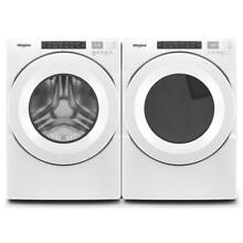 Whirlpool WFW560CHW WED560LHW Side by Side Washer   Dryer Set with Front Loads