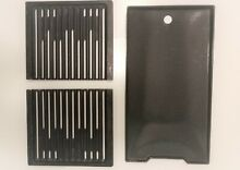 Jenn Air Grill and Drip Pan for cooktop JED8230ADS  great condition