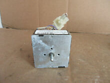 Kenmore Frigidaire Combo Dryer Timer Part   131062300 131062300F