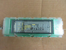 KitchenAid Whirlpool Double Oven Interface Control Board Part   W10118696 Rev  A