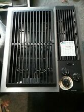 Jenn Air Downdraft Cooktop C 106   New