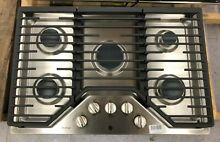 LM0080  PGP7030SLSS  30  GE Profile Gas Cooktop
