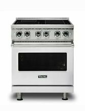 30  Electric Induction Range Viking VIR5304BSS nob   mm0037