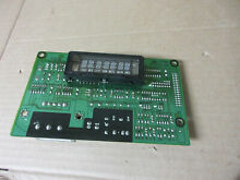 GE Combo Oven Microwave Control Board Part   WB27T10491