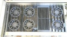 Viking Professionals 6 burners   grill gas cooktop   hood  LOCAL PICK UP only