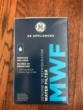 GE MWF Refrigerator Water Filter   New
