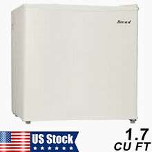 Mini Fridge Small Refrigerator Freezer 1 7 CU FT Single Door Compact Home Office