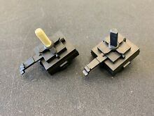 Whirlpool Maytag Washer Dryer Switch Set  W10285511  W10285512