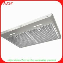 Broan 160   300 CFM 30 W Under Cabinet Range Hood   Stainless Steel