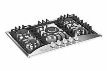 Italy Sabaf Burners Gas Stove Cooktop Stainless Steel EMPV 3 variations