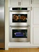Dacor Discovery iQ 30  4 8 c f Pure Convection Double Electric Wall Oven DYO230S