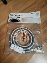 Kenmore 26 58690 Gas Dryer Stainless Steel Hose Connector Kit