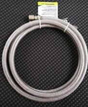 PROFLO Ice Maker Stainless Steel Hose 60  X 1 4  Compression PFX146205