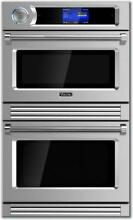 Viking TurboChef Series 30  Double Electric Wall Oven VDOT730SS