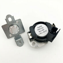 Dryer Thermostat Thermal Fuse Kit for Whirlpool 280148 8557403 8318314 PS991443