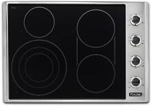 Viking 30  Electric Cooktop with QuickCookSurface Elements VECU53014BSB Pictures