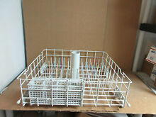 Whirlpool Dishwasher Lower Dish Rack EUC Part   8519578