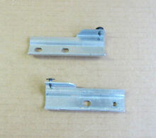 Whirlpool Wall Oven Handle   Glass Mounting Bracket Set  Parts 4455803  4455804