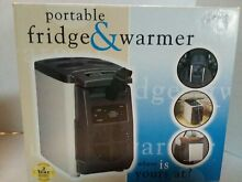 Thermoelectric Portable Fridge   Warmer Auto Car Boat Home Office AC   DC 9 cans