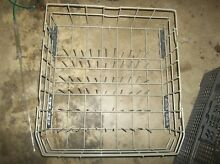 KITCHENAIDE  DISHWASHER LOWER  RACK W10728159  FROM MODEL KUDK03ITBL2