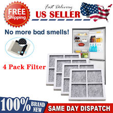 4 Pack For LG LT120F ADQ73214404 Fresh Air Replacement Refrigerator Air Filter