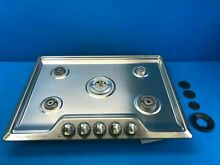 Frigidaire Professional FPGC3077RS 30  Stainless Steel Cooktop