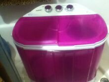 10lb KUPPET Parts SPIN DRY WORKS Portable Wash Doesn t Work Twin Tub Purple Pink