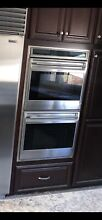 WOLF L Series Double Oven 30  SS