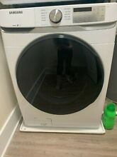Samsung stackable self clean washer   sensor dryer pair  white  energy star