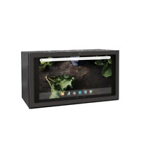 GE Cafe 30  Smart Integrated Kitchen Hub BLACK STAINLESS STEEL UVH13013MTS