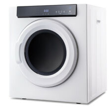 Compact Electric Portable Clothes Dryer Front Loading Laundry Dryer Machine