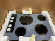 Whirlpool 30  Smoothtop Electric Cooktop with 4 Elements W5CE3024XW